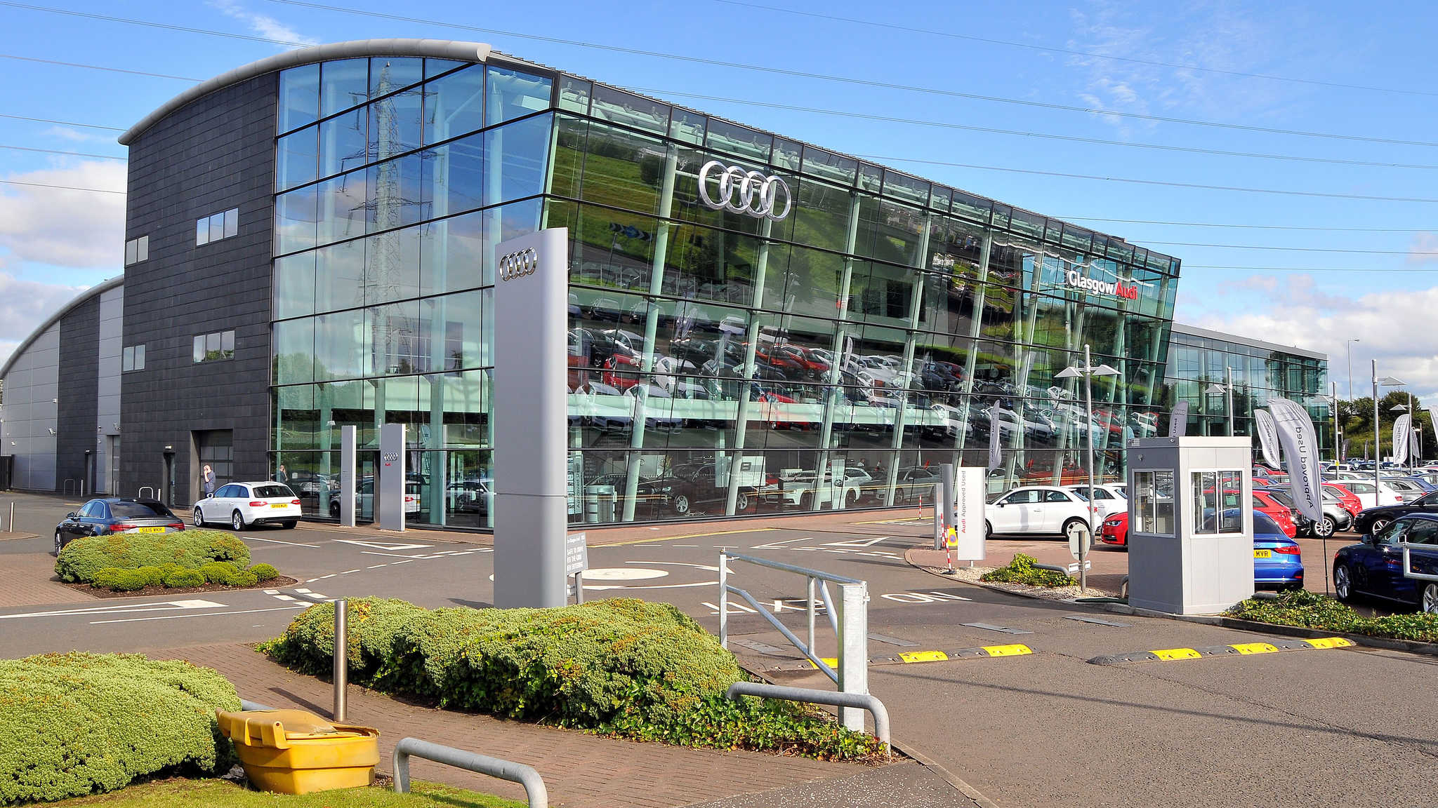 Contact Glasgow Audi | Lookers