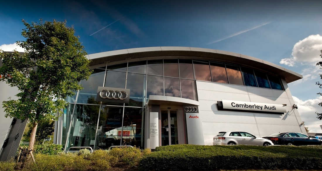 Contact Camberley Audi Lookers Audi
