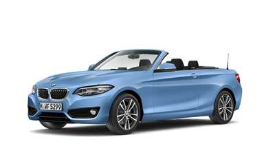 BMW 2 Series Convertible Sport