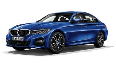 BMW 3 Series Saloon M Sport