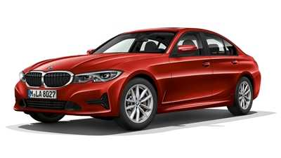 BMW 3 Series Saloon 2019