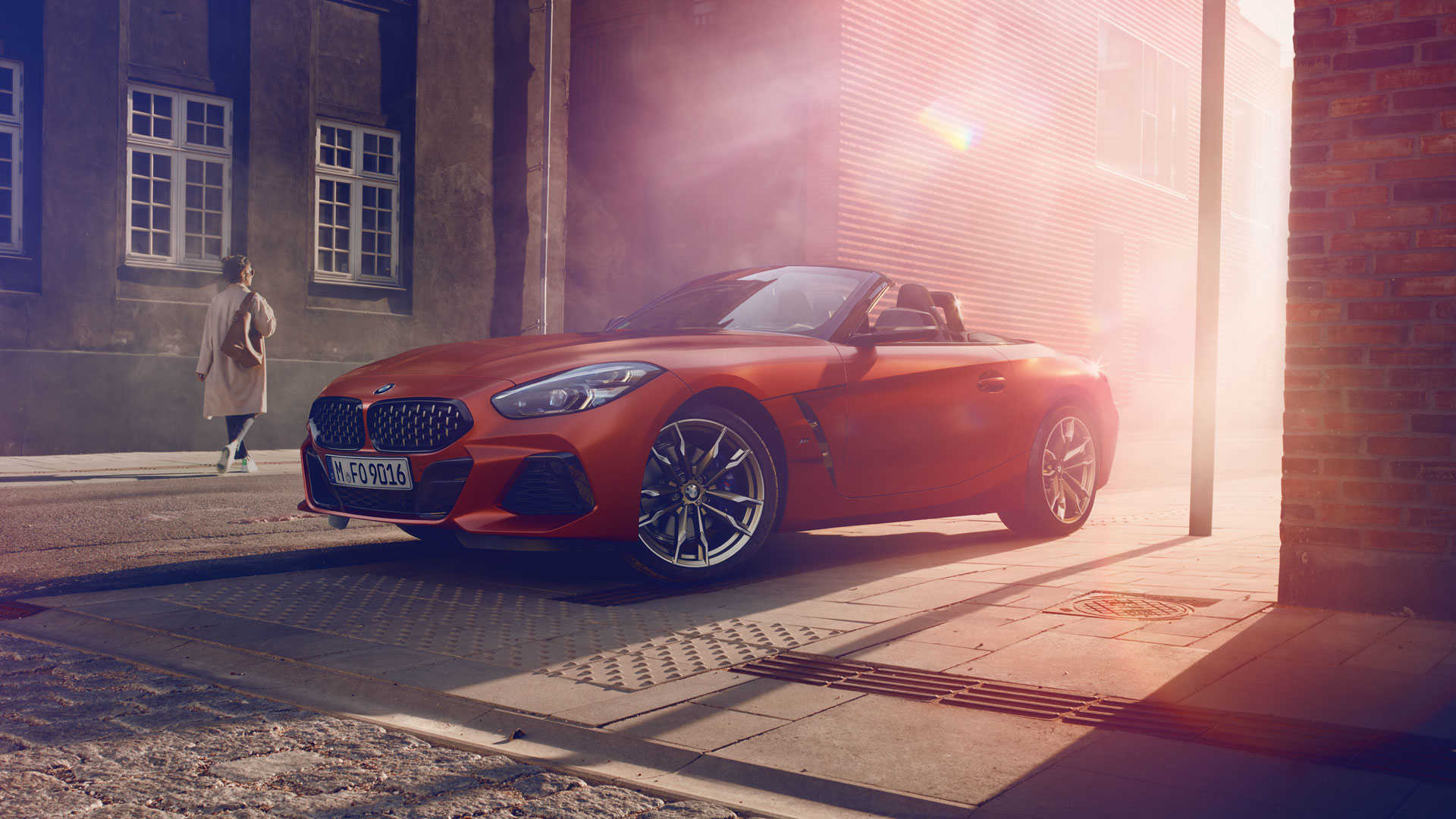 New Bmw Z4 Staffordshire Amp Crewe Lookers Bmw