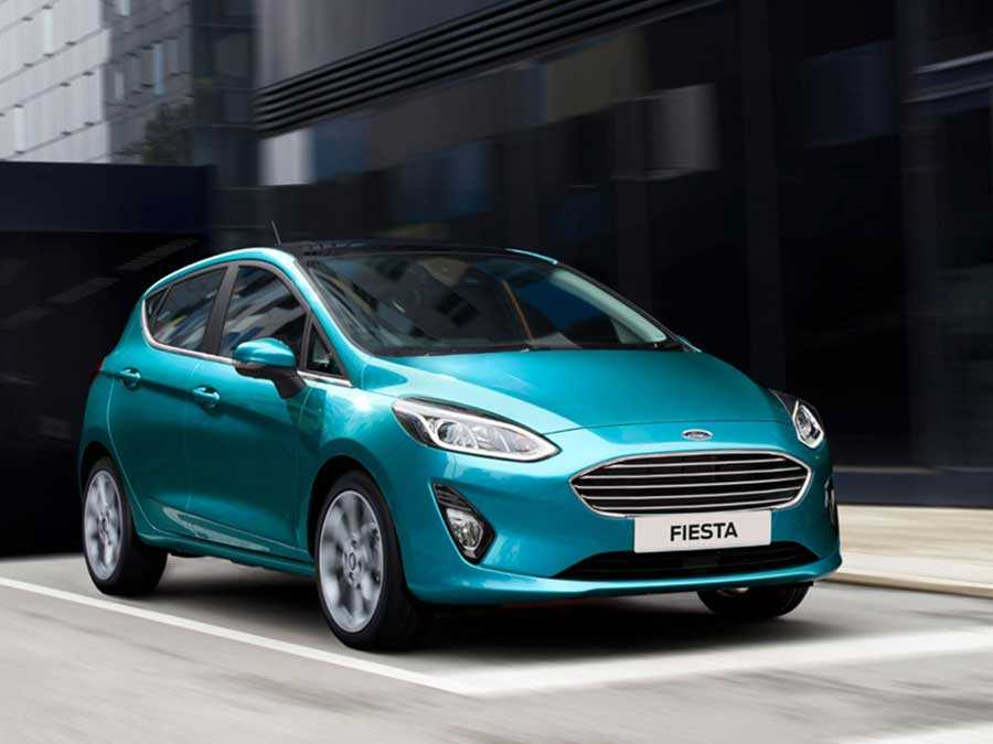 Ford Fiesta View Information Book A Test Drive