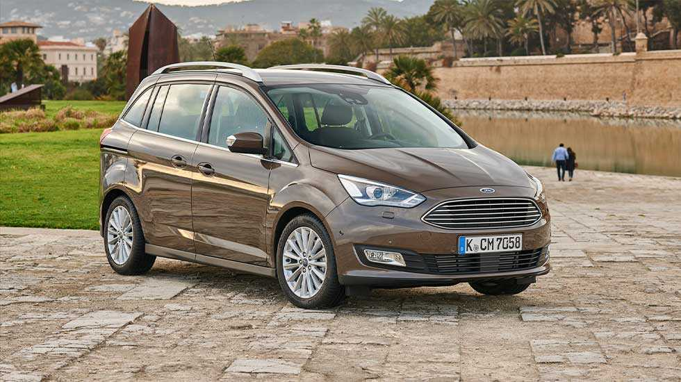 Ford Grand C Max >> Used Ford Grand C Max For Sale Lookers Ford