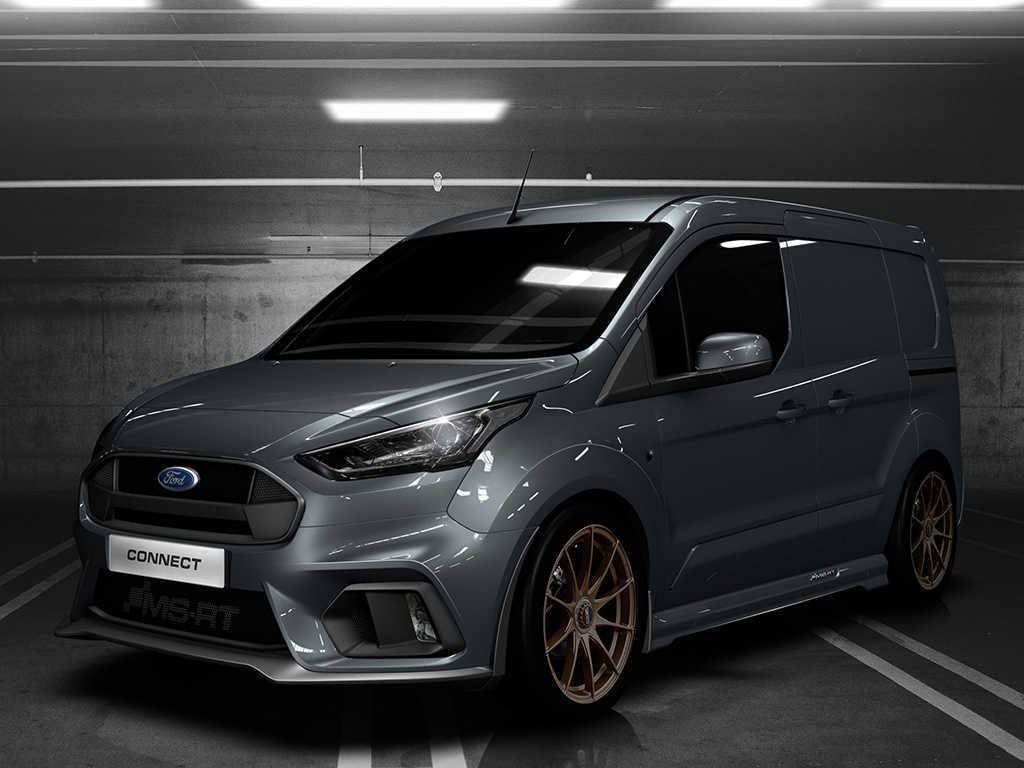 New MS-RT Transit Van| Lookers Ford