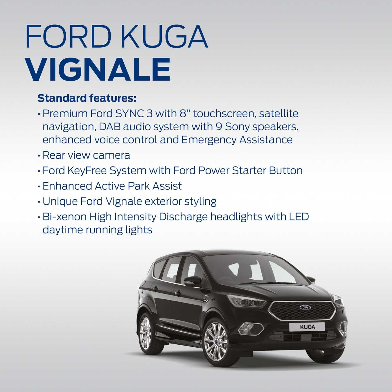 Ford Kuga Motability Offers | Lookers Ford