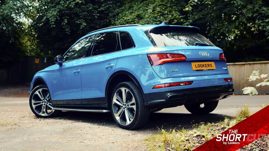The Vorsprung's Park Assist does all the leg work, you just need to operate the brakes and gear changes