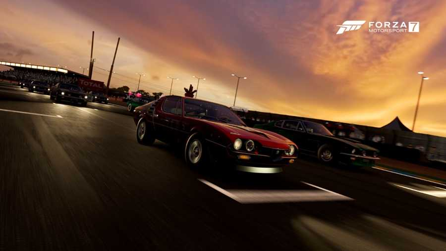 Forza Motorsport 7 - an Xbox-exclusive driving simulator