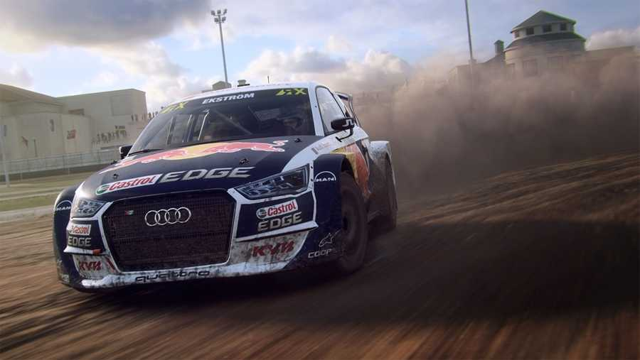 Dirt Rally 2.0 - easily the best off-roading game out now