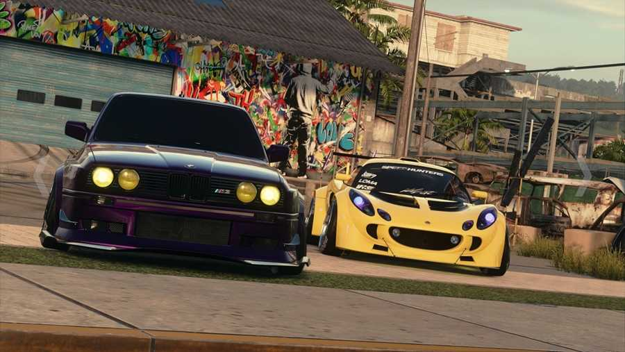 Need for Speed Heat is the best NFS title in years