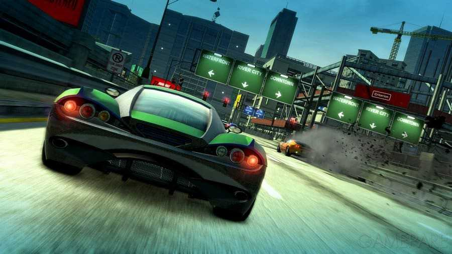 Burnout Paradise Remastered is an improved take on one of the best games of the noughties