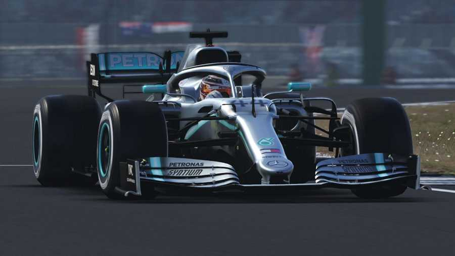F1 2019 is the best of the driving games based on real-world motorsports