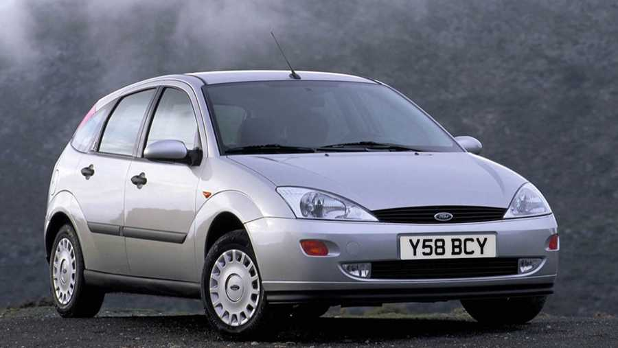 The Mk1 Ford Focus - image from uk.motor1.com