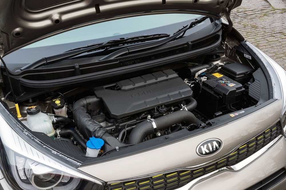 The X-Line is powered by a 1.25-litre petrol engine - ideal for the city