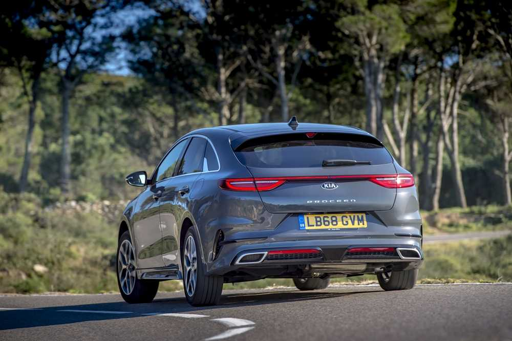 The ProCeed not only looks the part, but drives well too. The GT was seen to by the man behind Hyundai's 'N' models, Albert Biermann.