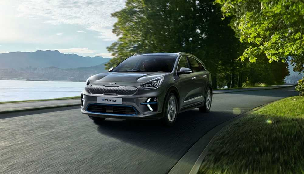 The award-winning Kia e-Niro