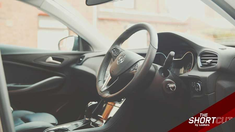 You'll find space and comfort in the Grandland X