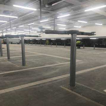 JLR Buckinghamshire Work Area