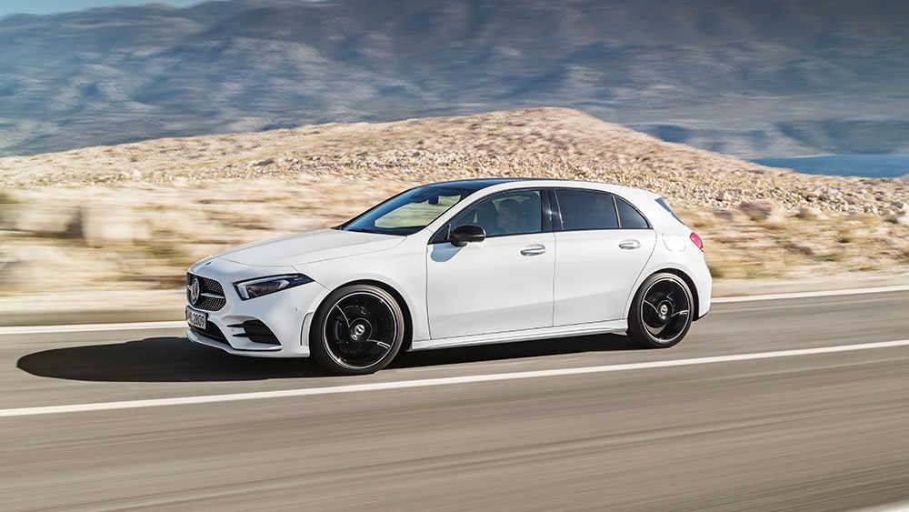New The New A-Class | Lookers Mercedes-Benz