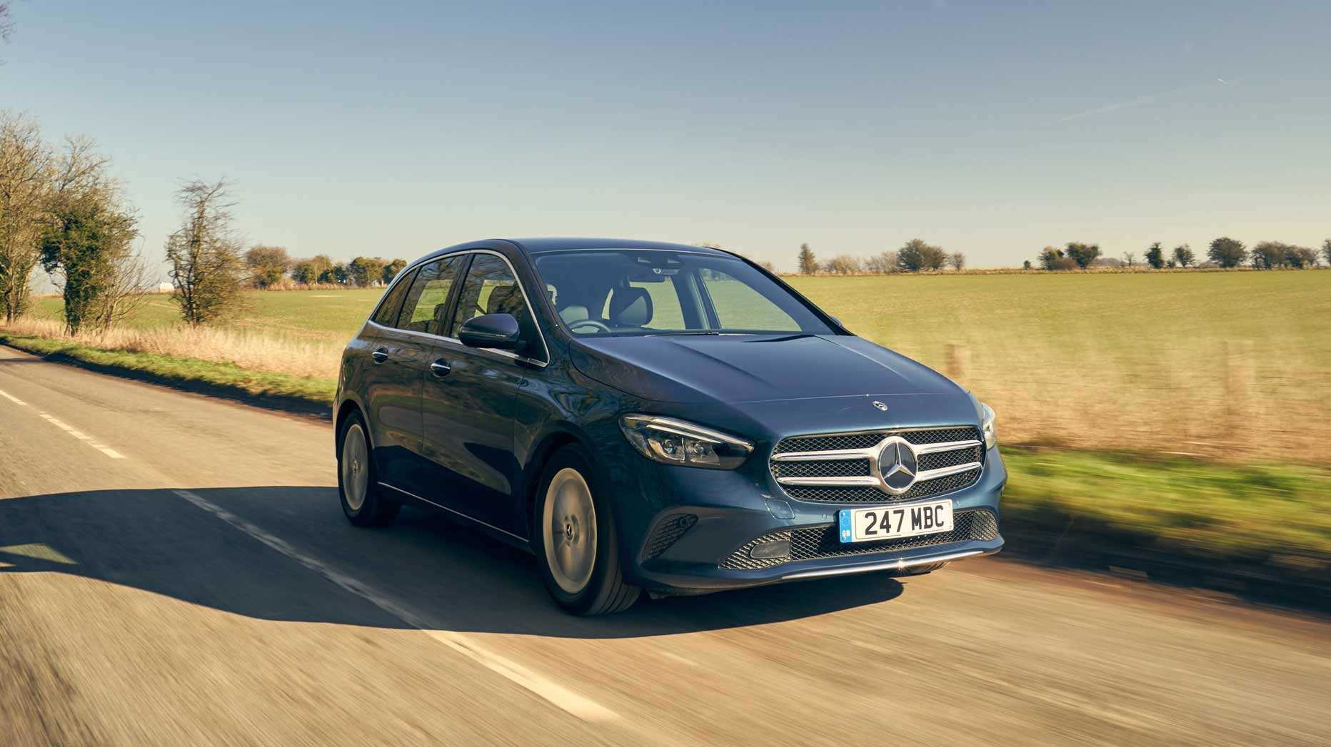 Used Mercedes Benz B Class For Sale Lookers