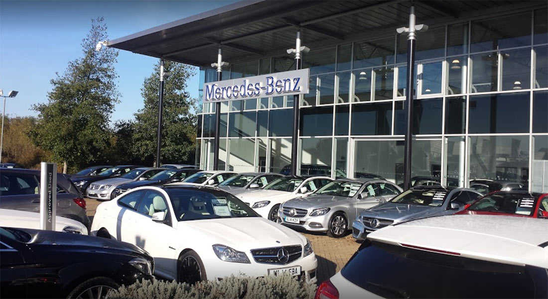 Contact Us | Lookers Mercedes-Benz of Ashford