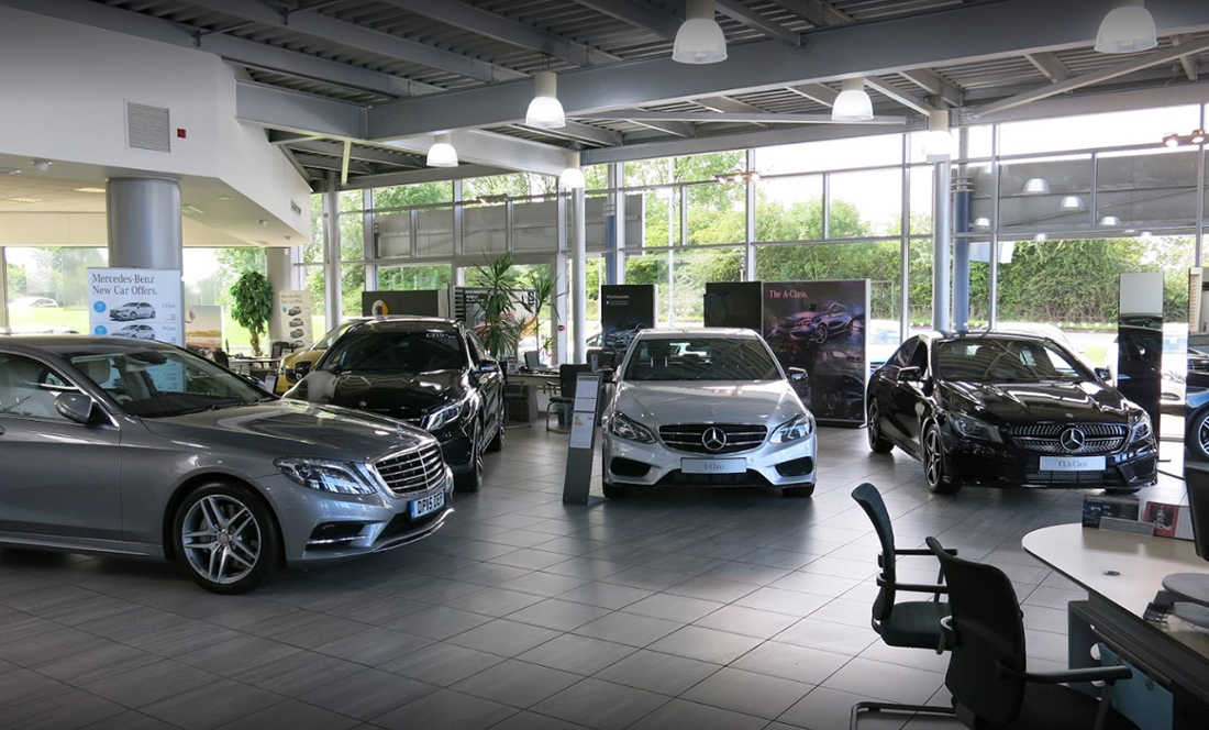 Contact Mercedes-Benz of Worcester | Lookers