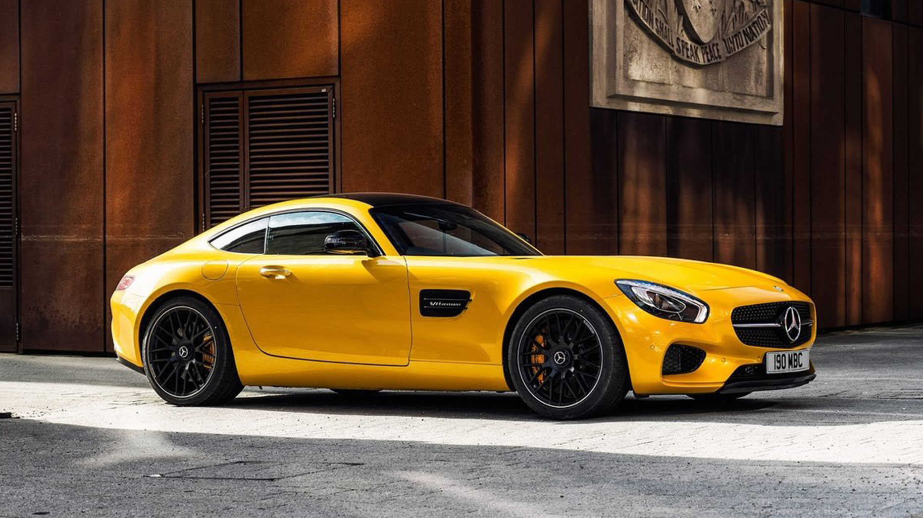 Mercedes-Benz AMG Finance Offers at Lookers