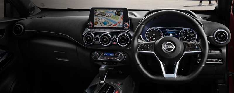 Stay connected with the Next-Generation Nissan Juke