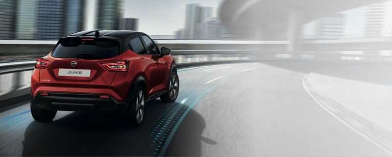 the Next-Generation Nissan Juke has just as much of a focus on driving as it has driver comfort