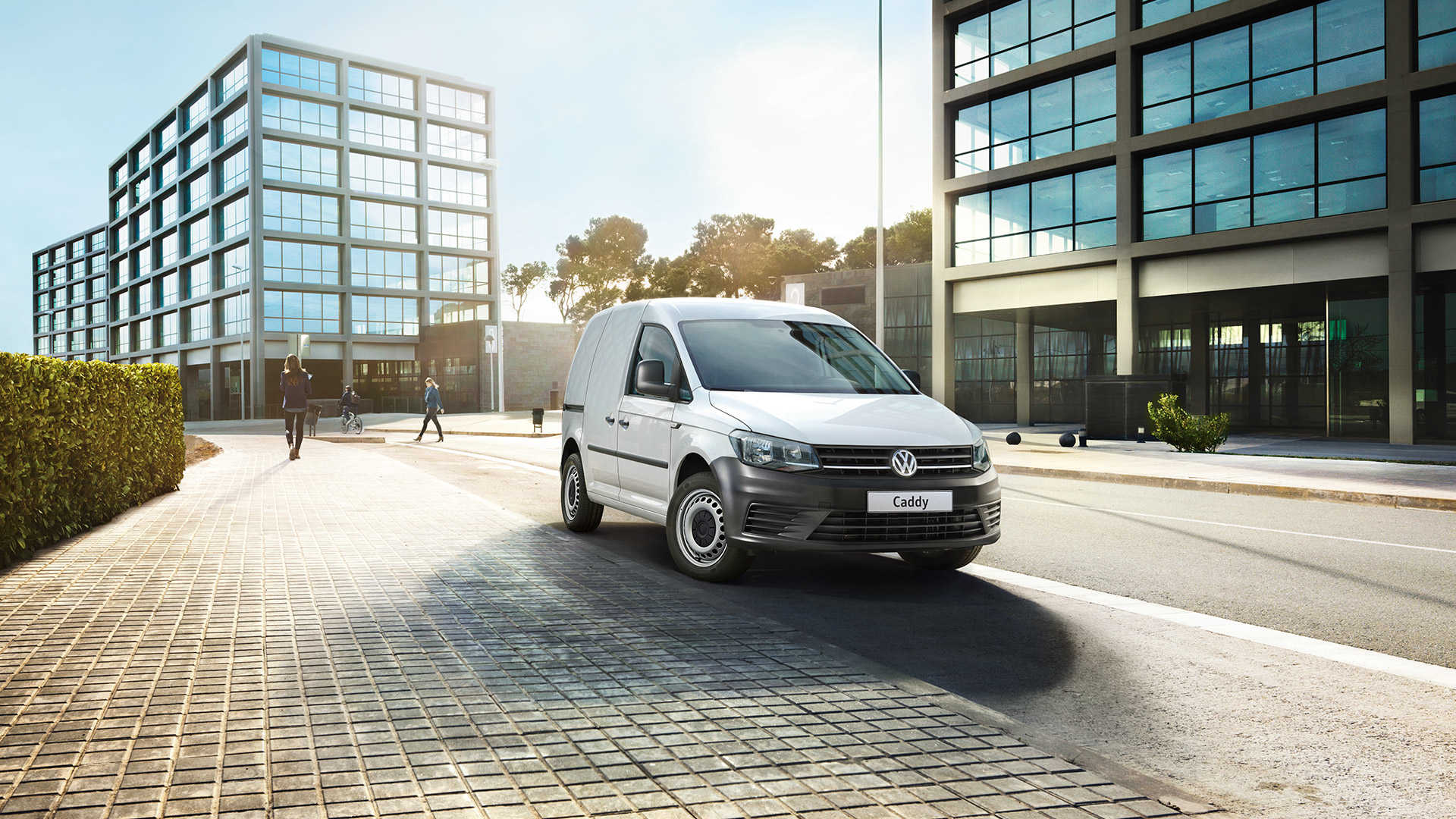 Used Volkswagen (VW) Caddy For Sale | Lookers