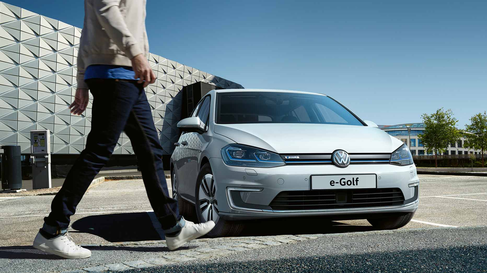 New Volkswagen e-Golf | Lookers Volkswagen
