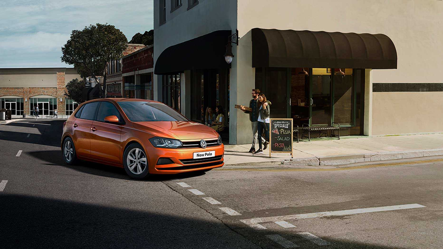 New Volkswagen Polo Deals & Offers at Lookers Volkswagen