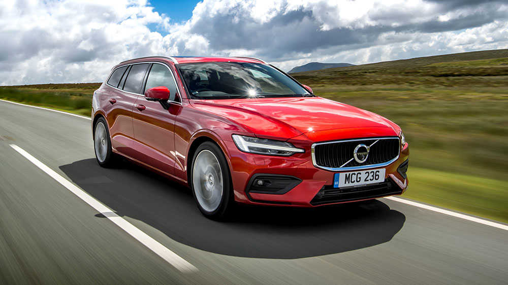 Volvo V60 Family Car Of The Year 2018